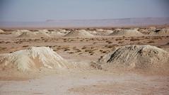 Khettaras Qanat (Linas G) Tags: sahara water ancient nikon desert tunnel nikond70s morocco erfoud qanat khettaras