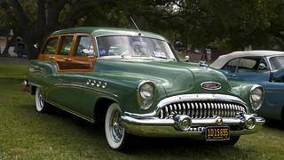 1953 Buick Roadmaster Estate Wagon --- EXPLORED --- April 12, 2014 #50