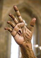 Resurreccin ([ ybam]) Tags: santa sevilla jesus pascua domingo semana resurreccion seor cofrade resucitado llagas hermandadesycofradias