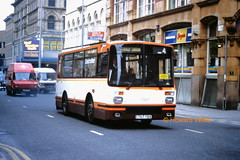 G M Buses 1767 (C767 YBA) (SelmerOrSelnec) Tags: bus manchester dennis domino gmt dalestreet gmbuses northerncounties centreline c767yba