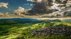 Light and Clouds (MSPhotography-Art) Tags: nature clouds germany landscape deutschland spring outdoor natur wolken landschaft springtime frhling badenwrttemberg schwbischealb swabianalb