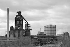 HO4 (steelworks by OAE) Tags: industry iron steel duisburg thyssen industrie blast stahl steelworks eisen hochofen furnance thyssenkrupp bruckhausen