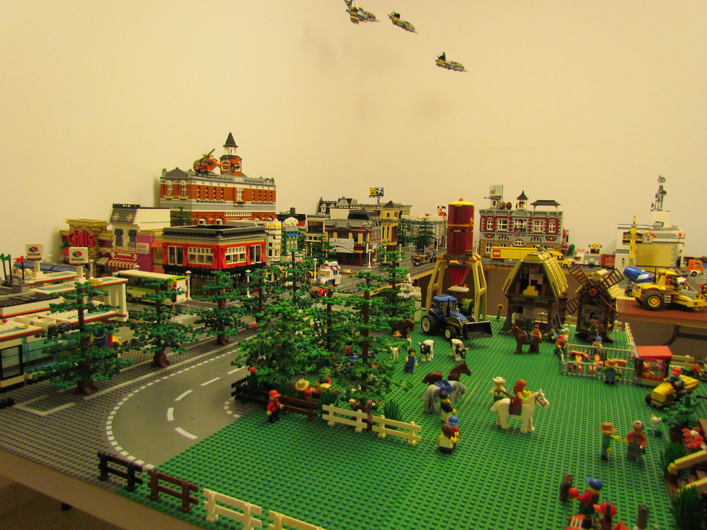 The Worlds Best Photos Of Lego And Policestation Flickr Hive Mind