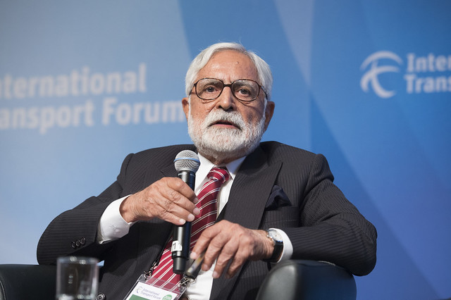 K. L. Thapar on transport development in Asia