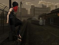 ca|167 ( ) Tags: boy male art fashion pose photography avatar messiah shi avantgarde vibe shihair