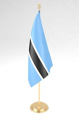 Office flag Botswana (Design Elements) (hypesol) Tags: usa us dynamic wind interior country rope flags pole fabric national corona states flagpole cloth vray teble armrend