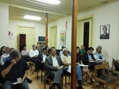 Reunião Comissão Coordenadora Autárquica Nacional com CPD Setúbal
