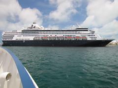 Bermuda - IMG_6147 (Captain Martini) Tags: cruise hamilton cruising bermuda cruiseships veendam hollandamericaline coralita saltkettleferry