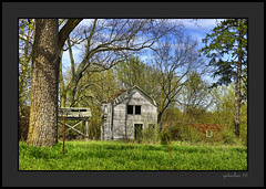 Abandoned on the Farm (the Gallopping Geezer '4' million + views....) Tags: building abandoned home barn rural canon decay farm country structure faded worn derelict deserted decayed geezer outbuilding 24105 2016 5d3
