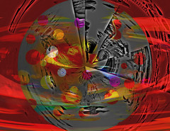 In Solidarity With Those Killed & Injured in Orlando  (soniaadammurray - SLOWLY TRYING TO CATCH UP) Tags: usa abstract manipulated death orlando tears experimental florida united fear attack diversity solidarity hate terror americans injured digitalphotography bloodshed lbtcommunity