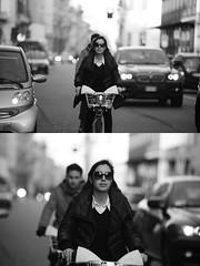 [La Mia Citt][Pedala] con il bikeMi (Urca) Tags: portrait blackandwhite bw bike bicycle italia milano bn ciclista biancoenero mir bicicletta 2016 pedalare dittico bikesharing nikondigitale bikemi ritrattostradale 85588