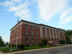 USDA Building (jimmywayne) Tags: mural historic westvirginia agriculture department elkins usda newdeal randolphcounty
