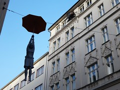 Streets of Prague (bernarou) Tags: street streetart streets art classic monument architecture europa europe republic arte czech prague monumento gothic central praha praga baroque kafka repblica checa republika czechia praze esk