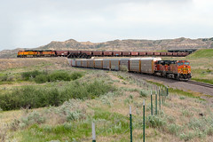 It Almost Happened (shawn_christie1970) Tags: railroad photoshop us montana unitedstates photoshopped grain terry milwaukee vehicle fallon overunder bnsf4029 bnsf8230 vblulau ganvvaw