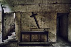 IMG_8802_HDR (Emanuele bai) Tags: abandoned church architecture dark chiesa architettura hdr urbex abandonedchurch eremo abbandono abbandonato decadimento chiesaabbandonata esplorazioneurbana dacaydecadente