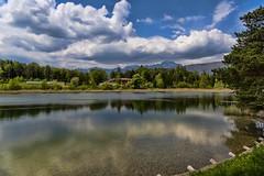 valle dei laghi 160508_179 (gmcvrphoto) Tags: lago corso albero acqua riflessi montagna calma paesaggio trentino collina bosco pianta dacqua allaperto lagolo