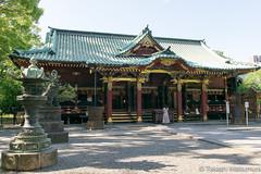 Nezu Shrine (takashi_matsumura) Tags: nezu shrine bunkyoku tokyo japan sigma 1750mm f28 ex dc hsm nikon d5300 architecture