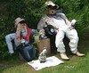 Nothing like being Retired (wok smuggler) Tags: picnic outdoor models retired enjoyment easygoing countryfolk