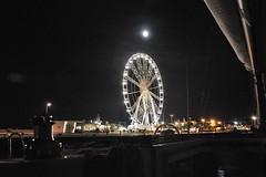 03 - NOTTURNO (GRAZIE PER LA VISITA) Tags: nikon luna porto ruota notturno illuminazione nikkor18200vr nikond90