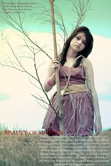 Beauty Of Summer (Putragrapher Jabrix) Tags: fashionphotography canonef50mmf18 vintagestyle canoneos50d