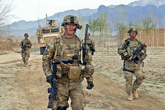Follow my lead (The U.S. Army) Tags: afghanistan hit raid ghazni a 1504pir