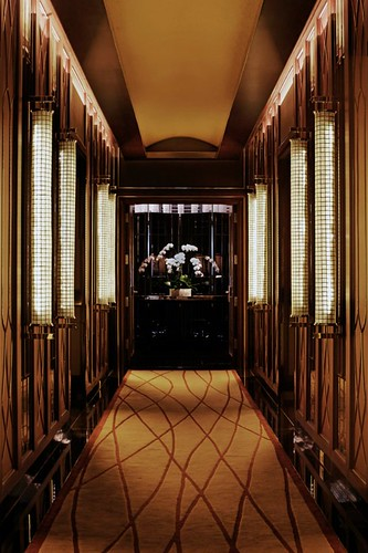 The Imperial Residence Hallway