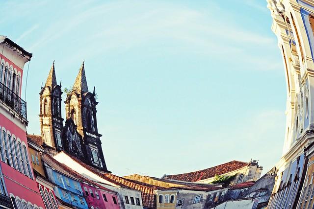 Entre o Rosário e o Santíssimo Sacramento, a Bahia