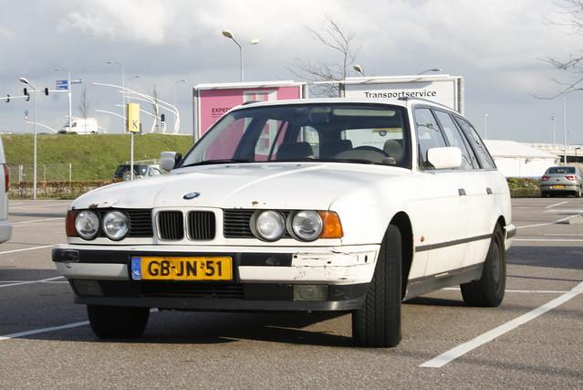 automatic bmw 525 ix aut 525ix gbjn51