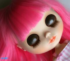 Bebe's eyelids :)