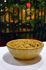 Little Szechuan (jpellgen) Tags: food usa minnesota nikon midwest university sesame chinese restaurants stpaul minneapolis foodporn noodles twincities nikkor 2012 dandan   littleszechuan d3100