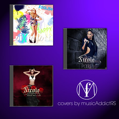 3 new covers (musicAddictRS) Tags: new music me happy nicole dance display cd young pop pixie lie trust covers poison fm foolish lott scherzinger fanamde musicaddictrs