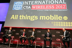 Carrier Roundtable (CTIA: Everything Wireless) Tags: cramer ctia cnbc jimcramer ctiawireless madmoney wireless2012 internationalctia ctiawireles2012 ctianeworleans ctia2012 ctianeworleans2012 ctia2012neworleans