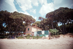 , (Benedetta Falugi) Tags: house film beach analog 22mm eximus benedettafalugi wwwbenedettafalugicom