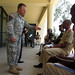 USARAF chaplain team engages with Burundi counterparts