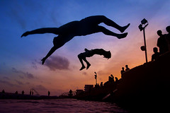 aleem jumped under the moon... (f i  a s) Tags: ocean sunset moon male water silhouette swimming swim children island happy star jump flickr track colours palestine capital silhouettes diving lifeguard lagoon safety learning shooting watersports swimmers friday maldives ff lifesaver coup acrobatic atoll palestinian lifesaving learntoswim firas uniquemaldives firax silhouettography sonydsctx5 mvcoup mvprotest presidentflip