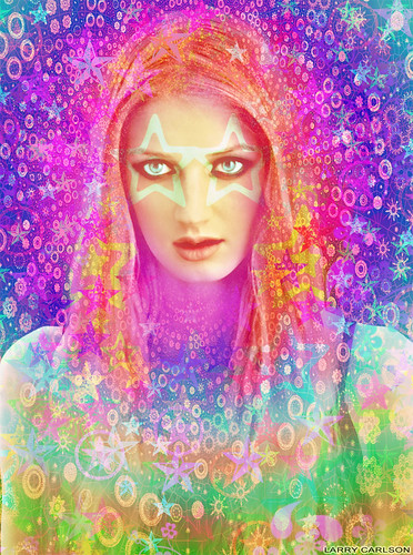 LARRY CARLSON, digital photography, 2008.