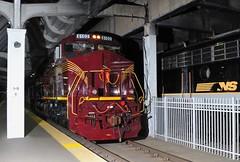 Slumber (The Mastadon) Tags: road railroad chicago heritage train illinois midwest rail railway trains il transportation locomotive oddball railroads chicagoland douchebag flatlander midwestern