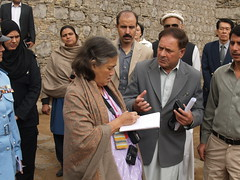 Nasir Khan with Princess Maha Chakri (nasiraladand2005) Tags: museum thailand princess visited taxila