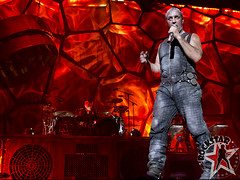 Rammstein - The Palace of Auburn Hills - Auburn Hills, MI - May 7th 2012