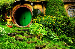 Bag End (DeclanMalone) Tags: new house bag zealand end shire bilbo baggins hobbiton