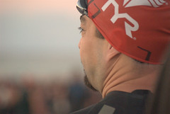 _BAM3591 (Nirvanaphoto) Tags: thought looking competition ironman swimmer triathlon onlooking