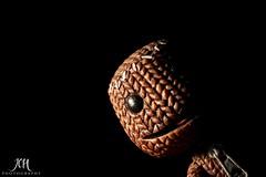 Inquisitive Sackboy (167/365) (Jchales.co.uk) Tags: boy project big day little days planet 365 sack playstation 167 ps3 lbp canonef100mmf28macro sackboy lbp2