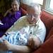 E. meeting Granddad