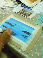 Art for the Terrified - 20 May with Josie Beszant (ArtisOn Masham) Tags: workshops masham basicart artison craftworkshops