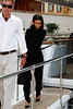 Kim Kardashian at a yacht at Cannes port during the 65th Cannes Film Festival. Cannes, France