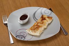 IMG_9311 - 50 mm - ISO 100 - 1-250 s  f - 5,6 (P1d4) Tags: food france brick canon de dessert cuisine eos dof bokeh 14 7d 50 metz chocolat francais pomme feuille pida primelens p1d4 pidafr