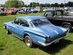 62 Dodge Lancer (DVS1mn) Tags: park county two cars car minnesota fairgrounds midwest head dodge hemi mopar mn dakota 1962 wedge 62 sixty nineteen wpc walterpchrysler mopars pentastar chryslercorporation nineteensixtytwo