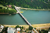 view from top (Wael Massalkhi) Tags: bridge river aerialview slovensko slovakia spa piestany vah krajinskymost krajinskybridge