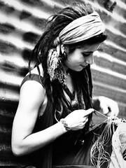 - (Estefania Almarte) Tags: light portrait woman art girl beautiful beauty fashion studio photography mujer model eyes chica arte natural retrato olympus lips ojos labios boca belleza femenine femenina almaarte almaarteii