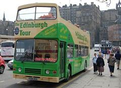 Lothian Buses Leyland Olympian 306.E306MSG - Edinburgh (dwb transport photos) Tags: bus edinburgh alexander 306 leyland decker olympian opentop lothianbuses e306msg